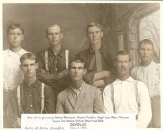 Sons of Perry Beadles