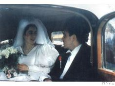 Robert Smith y Mary Poole