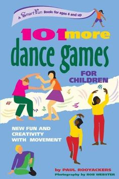 This book is filled with dance games that the whole classroom or family can play and learn from. These noncompetitive games reward children for their involvement, encourage them to use their imaginati