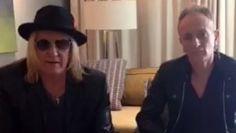DEF LEPPARD's JOE ELLIOTT PHIL COLLEN Answer Fans' Questions In Periscope Video…