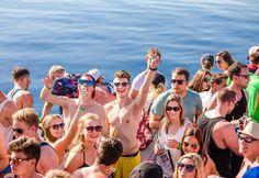 Zrce Party Boot #zrce2016 #pag #zrce #novalja #beach