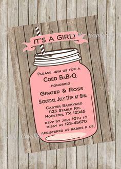 baby shower invitation - little man mustache baby shower invite, Baby shower invitations