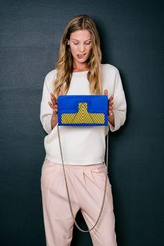 lili radu ciabatta clutch v rainbow sarah brandner model actress german blondie blonde. Black Bedroom Furniture Sets. Home Design Ideas