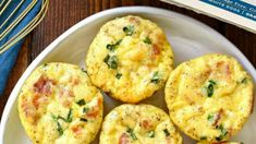 These simple egg muffins will become your weekday breakfast saviour Egg Muffins, Eggs, Vegetables, Breakfast, Simple, Food, Morning Coffee, Essen, Egg