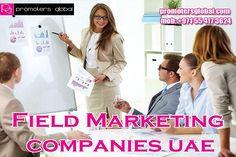 Promotion Companies, Online Marketing Companies, Field Marketing, Instrumental, Uae, Platforms, Success, Concept, Trends