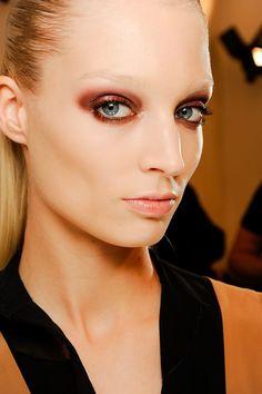 Backstage Beauty: Autumn Winter 2013-14 Make-Up (Vogue.com UK)