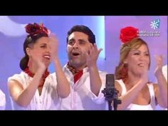 Raya Real - Un rojo, rojo clavel - YouTube