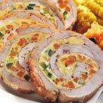 Vepřová pečeně plněná omeletou Yami Yami, Ratatouille, Sushi, Tacos, Ethnic Recipes, Treats, Sweet Like Candy, Goodies, Sweets