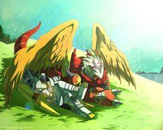 Digimon Dragon's Shadow: