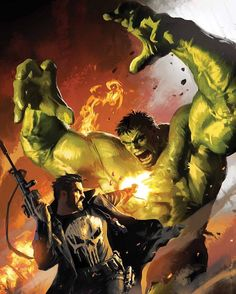 A rough day for Frank!! Art by Steve Dillon #captainamericacivilwar #marvelcomics #Comics #comicbooks #avengers #ageofultron #marvel #captainAmerica #Ironman #thor #hulk #hawkeye #blackwidow #spiderman #vision #scarletwitch #civilwar #spiderman #infinit