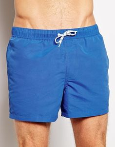 Shorts de baño cortos de ASOS