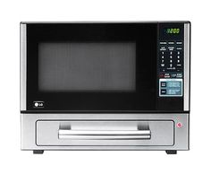 LG Countertop Microwave With Oven Review & Giveaway