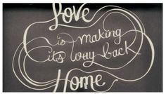 josh ritter - love is making its way back home #stopmotion