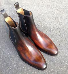Caulaincourt shoes - Guilty - wooden brown