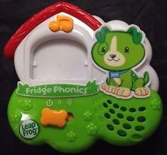 Leap Frog Fridge Phonics Base Scout the Dog Unit Only