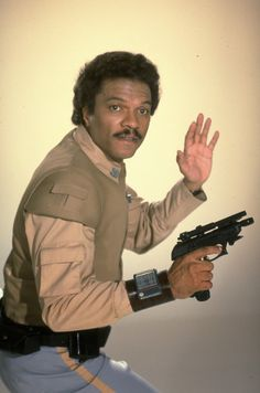 Lando. One of my favorite Star Wars characters.