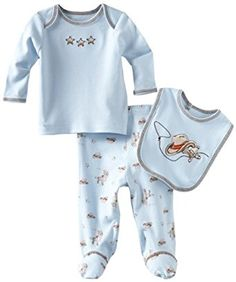 newborn baby boy cowboy clothes | Amazon.com: Little Me Baby-Boys Newborn Cowboy Lap Shoulder Set, Light ...