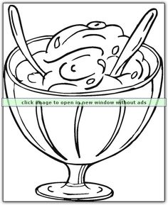 Ice Cream coloring pages.  Click the picture to view and print for free. 16129356.png