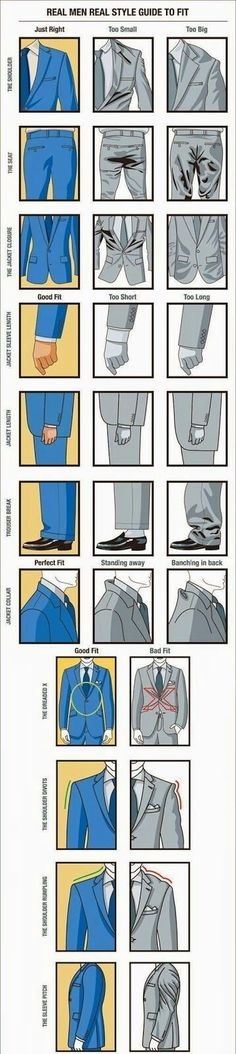 Astuce costume homme