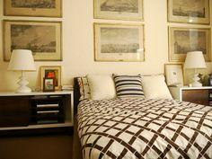 Glam Meets Mid Century Modern - Bedroom IV