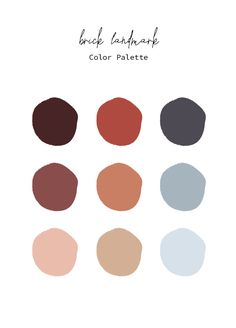 Beautiful color swatches for your next project Colour Pallette, Colour Schemes, Color Combos, Color Trends, Palette Design, Color Psychology, Psychology Studies, Psychology Experiments, Color Stories