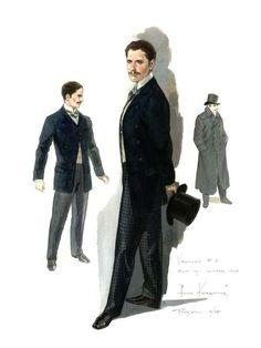 Costumes for Anna Karenina - Robert Perdziola