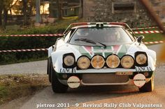 9° Revival Rally Club Valpantena - 12-11-2011 - PTC 8 - San Francesco - All Stars
