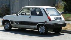 Renault LeCar... For my fellow glee-ks!