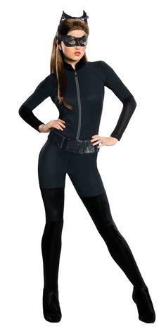 Batman The Dark Knight Rises Catwoman Adult Costume