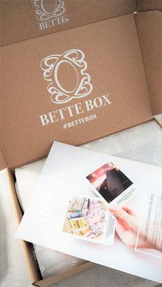 Helmikuun Bette Box & alennuskoodi maaliskuun boxiin