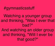Yes and yes 😊 Gymnastics Sayings, Gymnastics Facts, Gymnastics Problems, Gymnastics Stuff, Gymnastics Videos, Cheer Quotes, Sport Quotes, Teen Posts, Teenager Posts