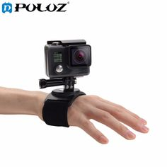 >> Click to Buy << For Go Pro Accessories Hand Wrist Arm Leg Straps 360-degree Rotation Mount for GoPro HERO5 HERO4 Session HERO 5 4 3+ SJ4000 #Affiliate
