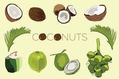 Coconuts by nicholashuggins on @creativework247