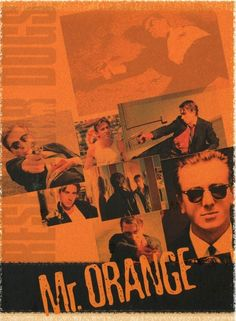 Reservoir Dogs | Mr. Orange