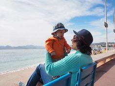 Äiti yrittää: Arjen elämistä Cannesissa