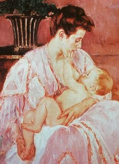 1906 - My favorite painting by Mary Cassatt