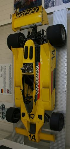 SPEED: Fittipaldi F5A
