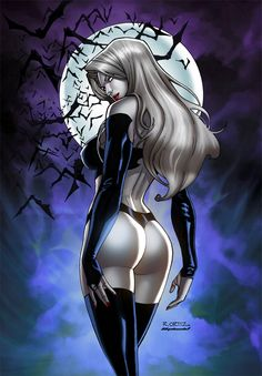 LADY DEATH blue by RICHARD ORTIZ-COLORS by Splash! by SplashColors.deviantart.com on @deviantART