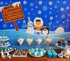 Festa de Inverno #winter