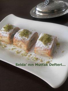 Selda' nın Mutfak Defteri...: Muzlu Strudel