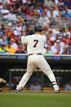 Joe Mauer | Minnesota Twins love that I searched him and this is the first pic I see :) it's fate.