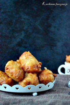 Kokosowe puff-puff ( Afrykańskie kokosowe pączki )