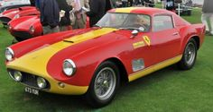 1957 Ferrari 250 GT LWB Scaglietti Berlinetta Tour de France