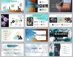 White Social Plan Slides PowerPoint templates on Behance Modern Powerpoint Design, Powerpoint Design Templates, Keynote Template, Presentation Design, Presentation Templates, Background Powerpoint, Watercolor Background, Business Planning, Free Design
