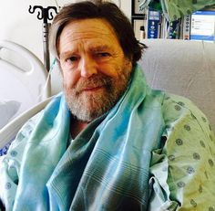 The longtime Grateful Dead contributor is currently in the hospital. John Perry Barlow, Grateful Dead, Good Ol, Heart Attack, Rock And Roll, Blues, Band, Sash, Rock Roll