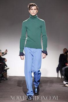Raf Simons Menswear Fall Winter 2013 Paris
