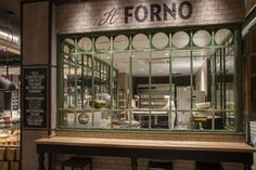 Bistrot Milano Centrale, Milan – Italy