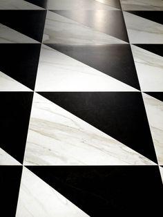 Piso de grés porcelânico com efeito mármore EVOLUTIONMARBLE by MARAZZI