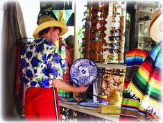 Cabo San Lucas offers rich opportunities for shoppers. Almost everything made in all of Mexico is available here: silver, blown glass, pottery, sarape. Great Places, Places To Go, Cabo San Lucas Mexico, Talavera Pottery, San Jose Del Cabo, Colorful Pictures, Beach Resorts, Cool Eyes, North America