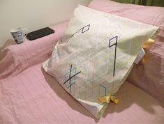 Come fare una federa per cuscino   Hobby e Creatività